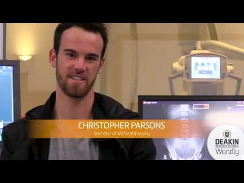 Christopher Parsons: Bachelor of Medical Imaging
