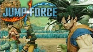 JUMP FORCE - Quebrando Os Caras Do Modo Online Na Porrada (XBOX ONE)