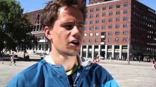 Eirik Gramstad Danske Bank Oslo Maraton