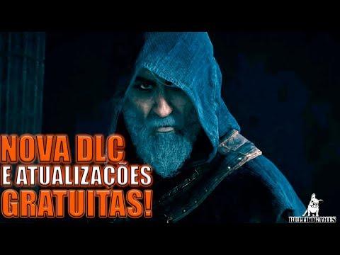 Assassin's Creed Odyssey - NOVA DLC E ATUALIZAÇÕES GRATUITOS, TUDO EM JANEIRO DE 2019! thumbnail
