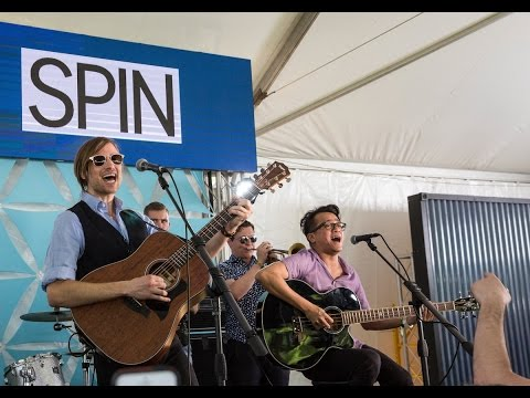 "SPIN Sessions: Saint Motel — ""My Type"" (Live at Firefly 2016)"