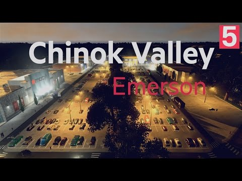 Cities Skylines: Chinok Valley - Episode 5 Emerson