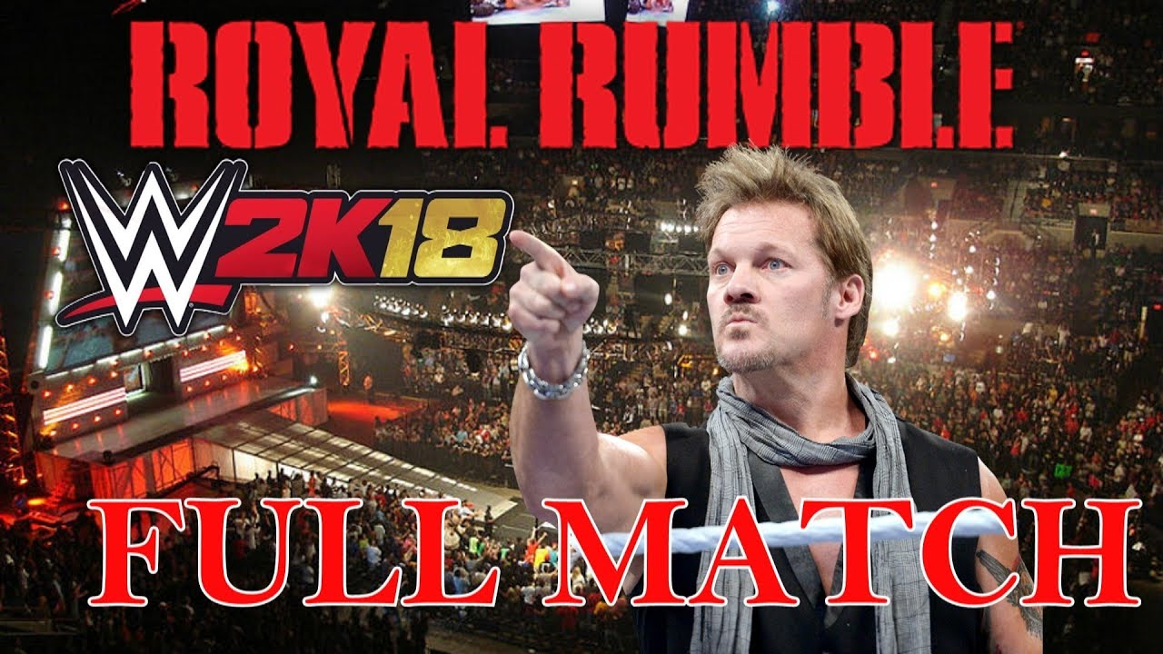 Download WWE 2K18 Royal Rumble!!! (Full Match)