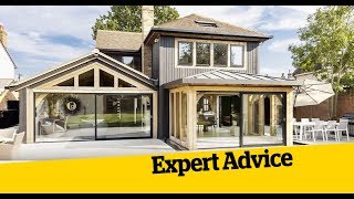 How to build an Oak Frame House