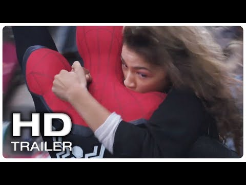 SPIDER MAN FAR FROM HOME MJ Trailer (NEW 2019) Superhero Movie HD
