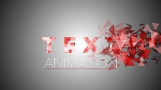 LEGEND - Make Text Animations on Android for free !