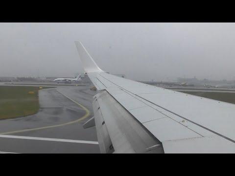 Ryanair Boeing 737-8AS / London Stansted to Gothenburg Landvetter *FULL FLIGHT*