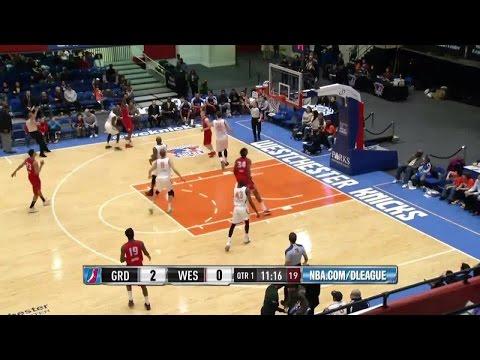 Adonis Thomas posts 34 points & 10 rebounds vs. the Knicks, 3/30/2015