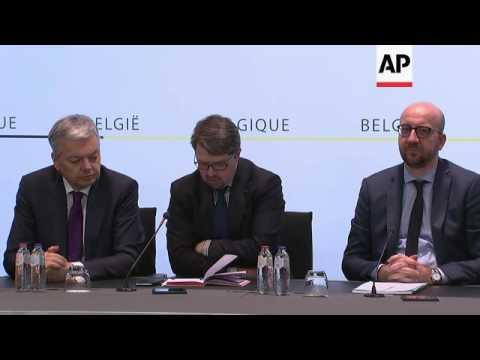 Belgian prosecutor confirms suicide attack