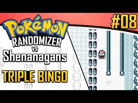 Pokemon Randomizer Triple Bingo vs. Shenanagans #8