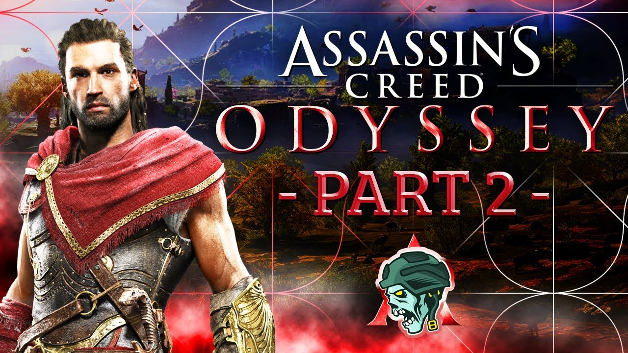 """Download Assassin's Creed Odyssey Walkthrough - Part 2 """"THE PAST"""" (Let's Play)"""
