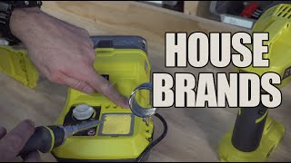 Home Depot Only Brands