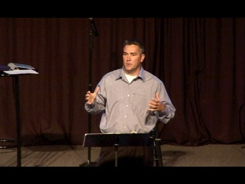 Moses' Relationship with God - A Message from Exodus 33 by Jeremy Walker