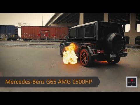 Mercedes G63 AMG 1500HP [Part1]