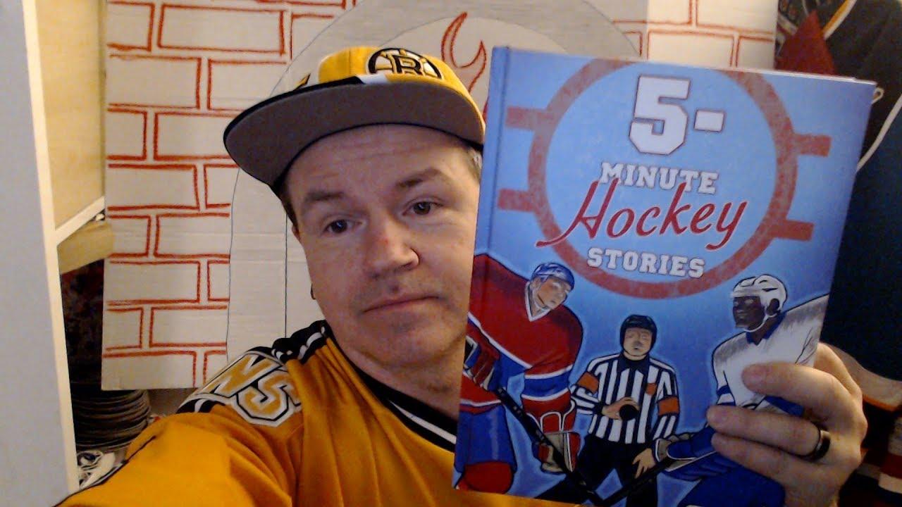 5 minute hockey stories