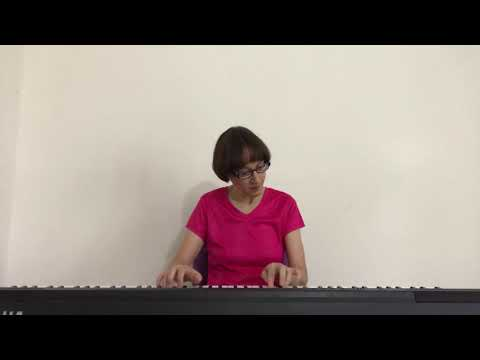 Jazzy Bach Invention in Bb Major!