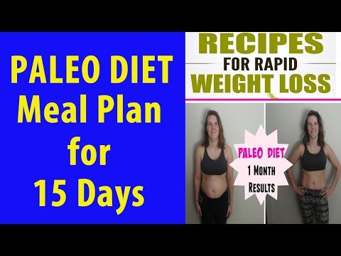 15 Day Paleo Diet Meal Plan – Every Thing About Paleo Diet
