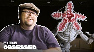 How This Guy Makes Record-Breaking Balloon Sculptures | Obsessed | WIRED