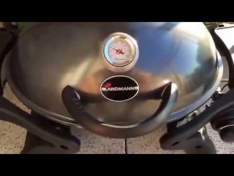 Landmann Gasgrill Kompaktgasgrill : Gasgrill landmann balkon geländer kompakt gasgrill