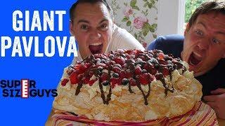 Giant Pavlova