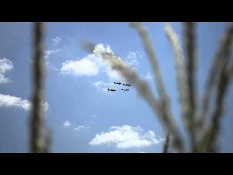 War Birds Over The Shoals