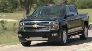 2014 Chevrolet Silverado Test Drive & Pickup Truck Video Review