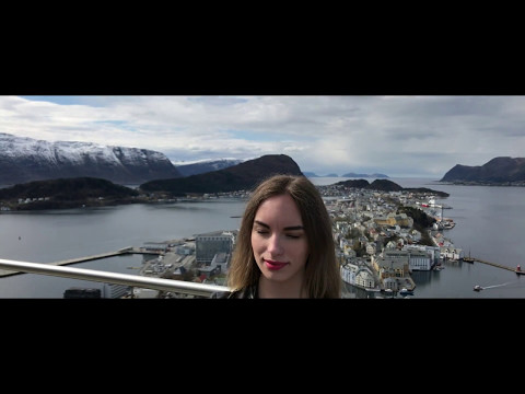Ålesund Norway Weekend Trip April 2017