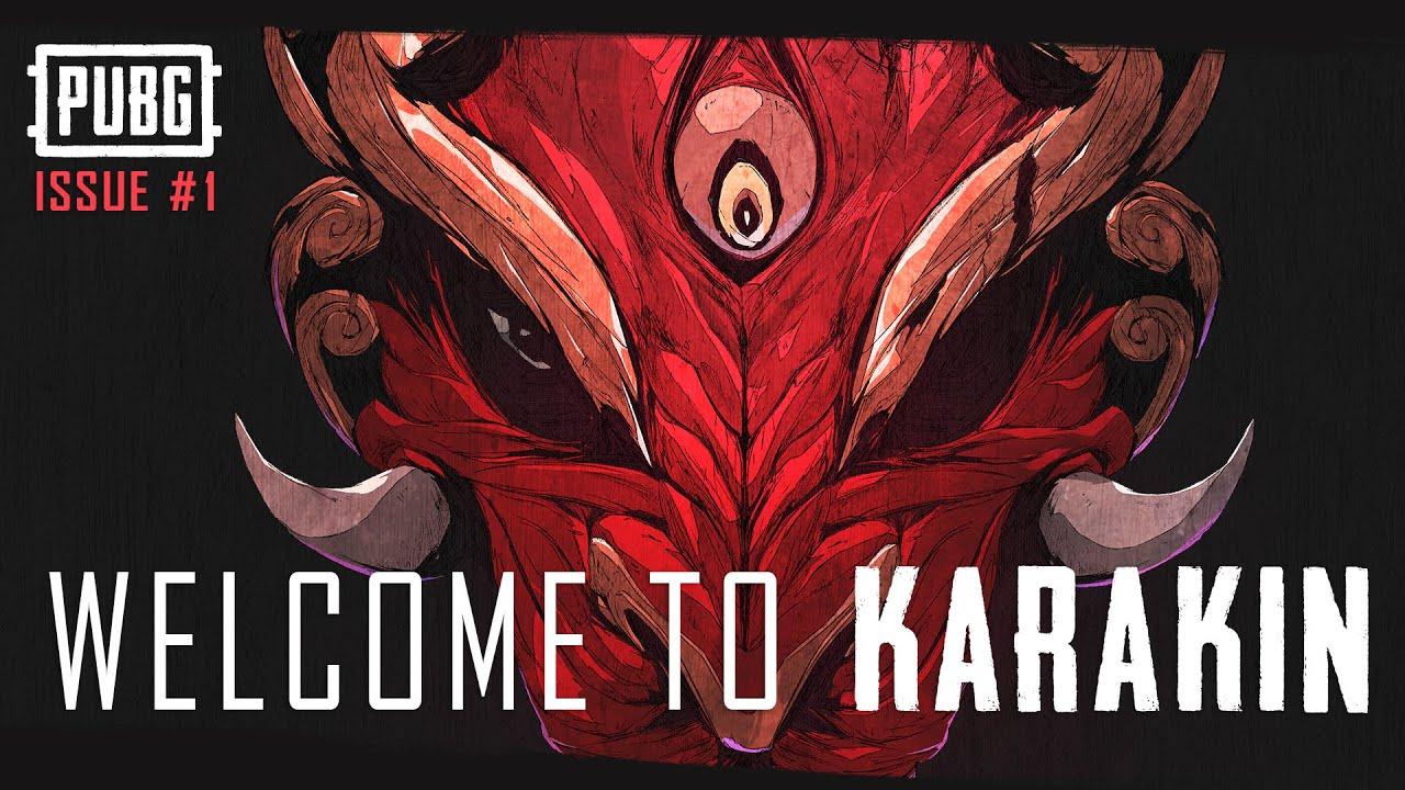 Season 6 Motion Comics – Welcome to Karakin (Issue #1) | PUBG thumbnail