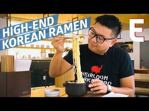 How Korean Ramen Is Different From Japanese Ramen — K-Town
