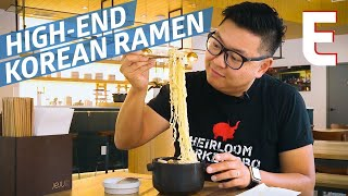 How Korean Ramen Is Different From Japanese Ramen - K-Town