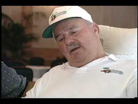 Joe Tangaro, Sr. Interview - St. Louis Italian Open 1997