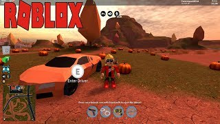 Roblox: JailBreak-(updates)-autumn/halloween, new orange color chrome and more ...
