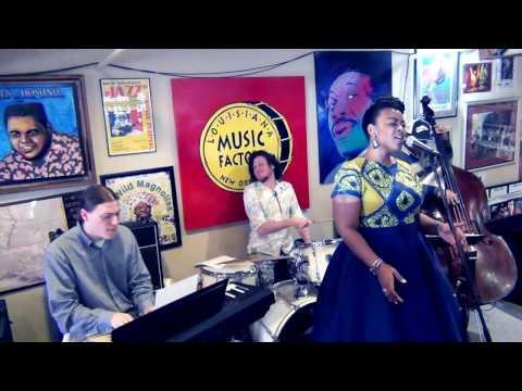 QUIANA LYNELL @ LOUISIANA MUSIC FACTORY 2017