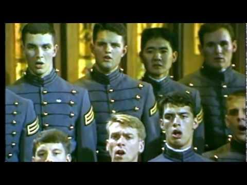'O come, O come, Emannuel' : West Point Military Academy Glee Club, 1988