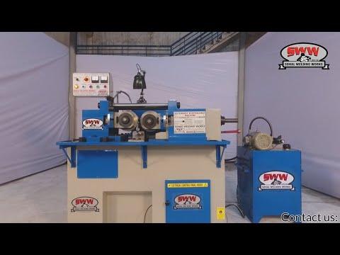 Two Roll Thread Rolling Machine\Hydraulic Thread Bar Threading Machine