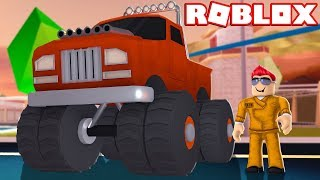 🔥 MONSTER TRUCK ZA 1.000.000$ | ROBLOX #257