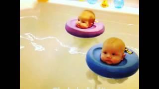 Spa Dos Bebês Bóia De Pescoço