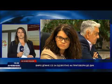 ВМРО ДПМНЕ поднесе 34 од вкупно 46 приговори до ДИК