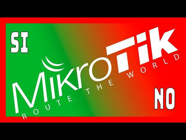 #18 ¿Uso un Mikrotik en el 2021?