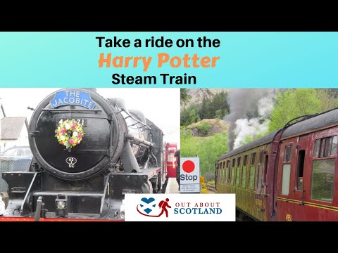 A Guide to Visiting The Jacobite Steam Train