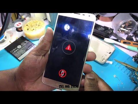 Samsung J400F Unplug Charger - J4 Over Hitting - J4 Over