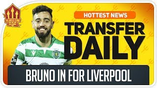 Bruno Fernandes Transfer Terms Agreed! Man Utd Transfer News