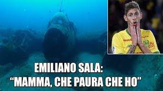 Emiliano Sala, ritrovato sul fondo della Manica l'aereo. L'ultimo messaggio del calciatore