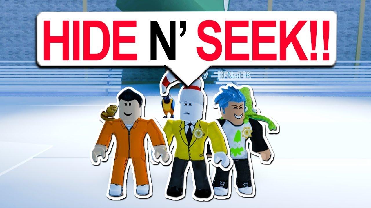 Jailbreak Hide And Seek Roblox