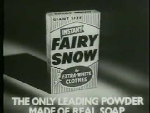 1960s Fairy Snow Advert - Bank Manager