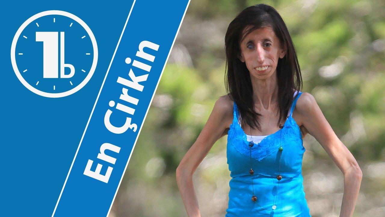 Dünyanın En çirkin Kadını Seçildi Ama Youtube
