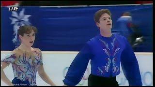 [HD] Jessica Joseph & Charles Butler - 1998 Nagano Olympics - FD