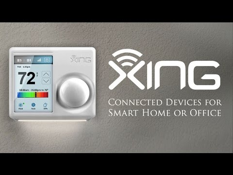 hqdefault xing smart wi fi thermostat installation youtube vine thermostat wiring diagram at readyjetset.co