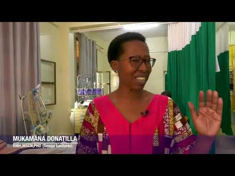 University of Rwanda  - Documentary on College of Med & Health Sciences