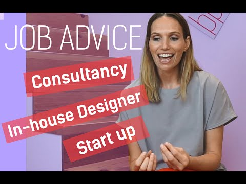 Industrial Designer jobs - In-house designer vs Consultancy vs Start up